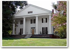 Antebellum_Bulloch Hall Roswell, Georgia